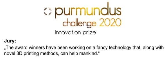 ANAMOS is innovation prize winner